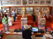 You don't have to be visiting the museum to browse our shop, please feel free to visit any time