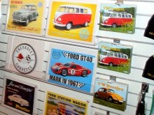 Mouse mats, posters, banners and clothing - just some of the items for sale in our shop