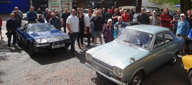 The Practical Classics roadshow earlier in the year