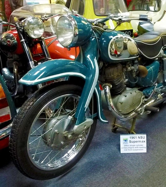 A selection of our classic motorcycles and scooters