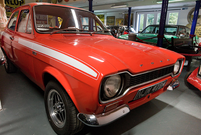 1972 Ford Escort Mexico 1600