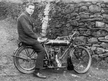 1912 Braithwaite Over head valve Motorcycle