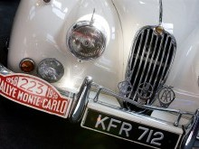 Jaguar XK140 Fixed Head Coupe