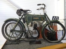 1905 Kerry 248cc 2.25Hp Single Cylinder with pedals to assist progress