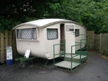 c1948 Burlingham Langdale Caravan