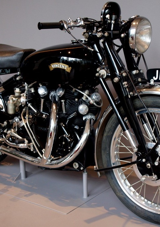 1948 HRD Vincent Black Lightening 998cc V-Twin
