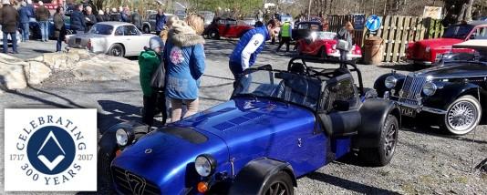 Classic 300 Classic Car Run