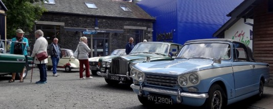 Lakeland Historic Car Club
