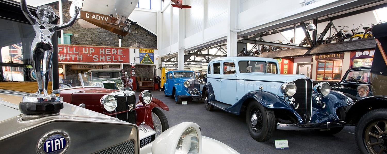 Welcome to Lakeland Motor Museum | Lakeland Motor Museum