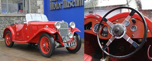 1935 Singer 9Hp Le Mans