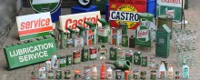 "Iconic motoring brand Castrol heaps praise on Lakeland Motor Museum's ""amazing"" collection"
