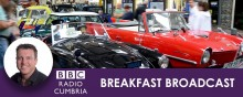 BBC Cumbria Visit - Monday 20 August