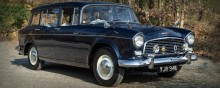 Fantastically preserved Humber Hawk is museum's latest addition