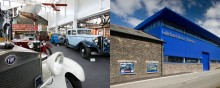 Join the team at Lakeland Motor Museum