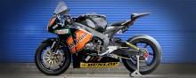 Stunning new super-bike goes on display
