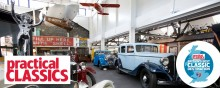 Museum in running to be UK's best classic car destination