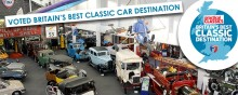 Museum named as  Britain's Best Classic Car Destination
