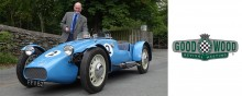World's oldest surviving TVR heads from Cumbria to renowned Goodwood Revival