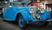 Bentley 4 ¼ Standard Steel Park Ward Body