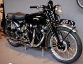 1948 HRD Vincent Black Lightening 998cc V-Twin